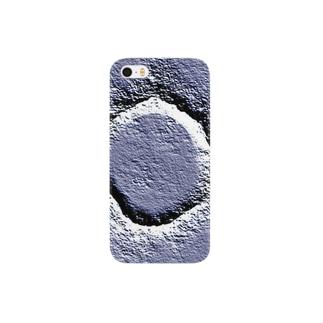 クレーターのつもり Smartphone cases