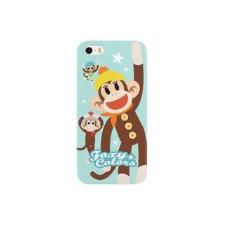 ソックモンキー Smartphone cases