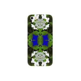 ガクアジサイ Smartphone cases