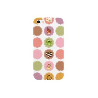スイーツケーキ Smartphone cases