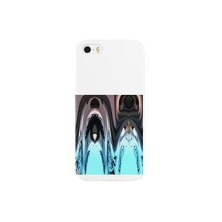 8抽象模様2 スマートフォンケース
