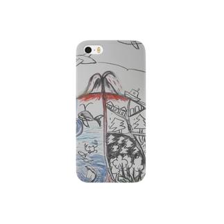 マグマ II Smartphone cases