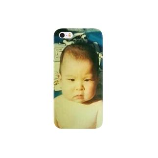 僕です。 Smartphone cases