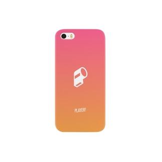 Player Phone スマートフォンケース
