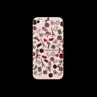 アントワデザインのantoi marieのiphoneケース スマートフォンケース