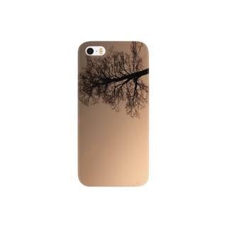 シルットof木 Smartphone cases