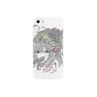 要塞ちゃん【黙認】 Smartphone cases