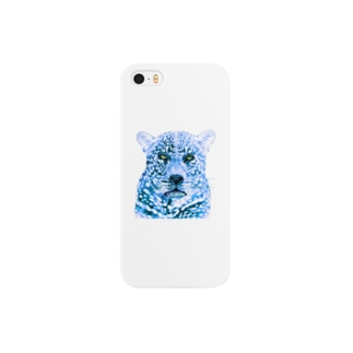 Sky Leopard Smartphone cases