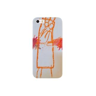 エビのエイリアン Smartphone cases