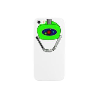 クレーンアーム Smartphone cases