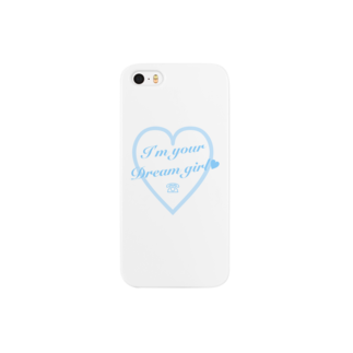 shk_moonのI'm your dreamgirl♡ Smartphone cases
