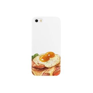 おしゃれなパン Smartphone cases