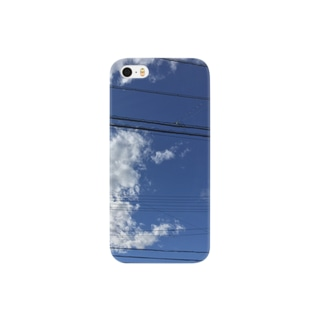 あらしのあと Smartphone cases