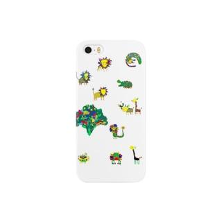 アニマルズ Smartphone cases