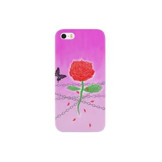 『美愛』 スマホケース Smartphone cases