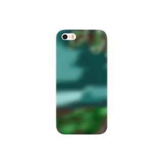 モザイクTREE Smartphone cases