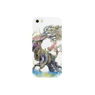 樹の王 スマートフォンケース