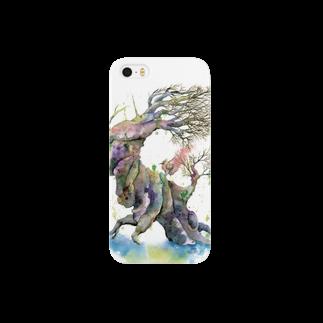 松野和貴の樹の王 Smartphone cases