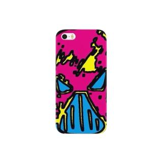 ダイスベイダー#4 Smartphone cases