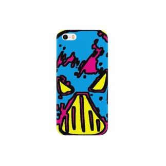 ダイスベイダー#5 Smartphone cases