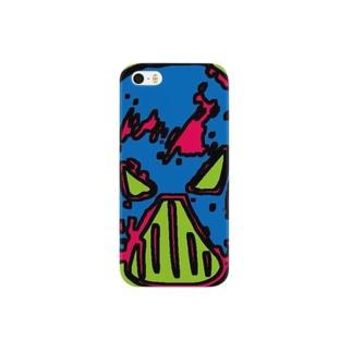 ダイスベイダー#6 Smartphone cases