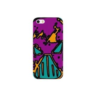 ダイスベイダー#7 Smartphone cases