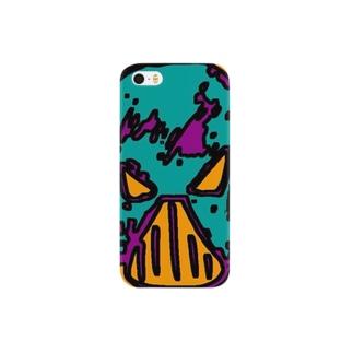 ダイスベイダー#8 Smartphone cases
