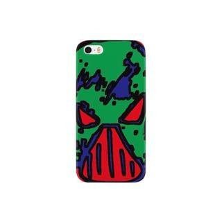 ダイスベイダー#9 Smartphone cases