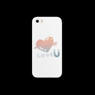 ゆーちゃんのらぶゆー Smartphone cases