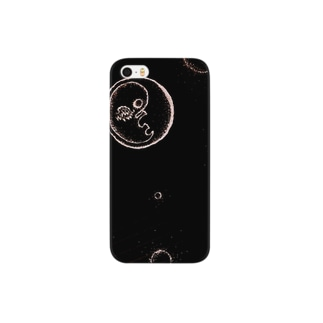 胎児シリーズ Smartphone cases