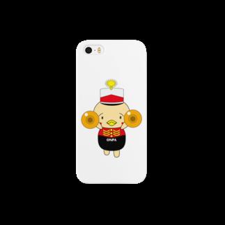 高田万十のオンパ シンバル Smartphone cases