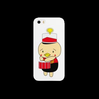 高田万十のオンパ ドラム Smartphone cases