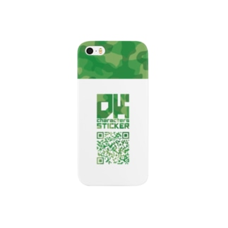 DK characters オリジナルスマホケース Smartphone cases
