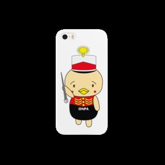 高田万十のオンパ ドラムメジャー Smartphone cases