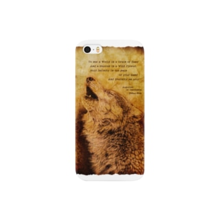 Howling Wolf 2 Smartphone cases