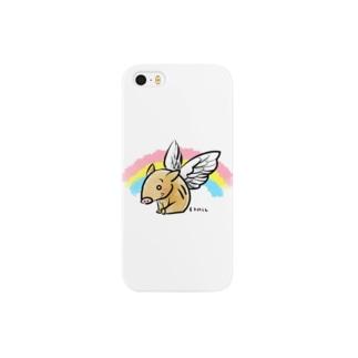 いのエンジェル Smartphone cases