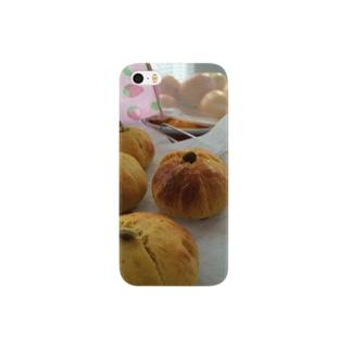 かぼちゃのスコーン Smartphone cases