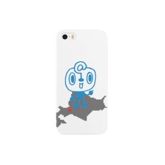 道産子くん Smartphone cases