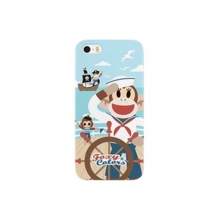 マリン・ソックモンキー Smartphone cases