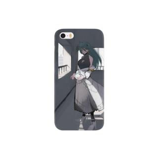 うらないし Smartphone cases
