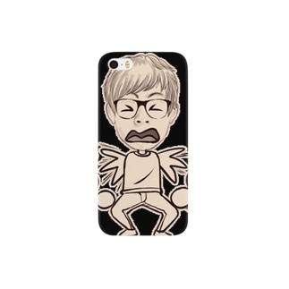 やだやだくん  Smartphone cases