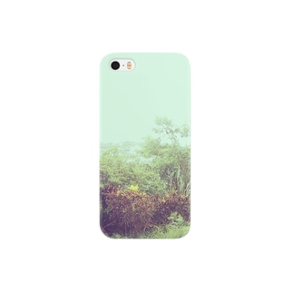 green. Smartphone cases