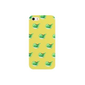 ソラマメクジラ Smartphone cases