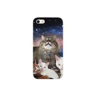 宇宙猫改 Smartphone cases