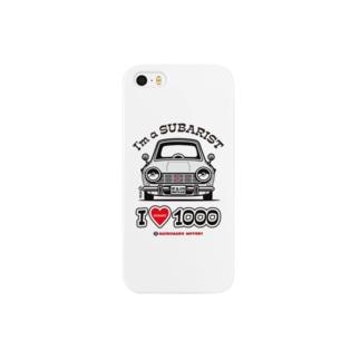 I LOVE SUBARU1000 Smartphone cases
