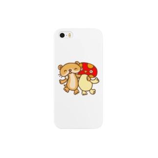 かわうそくんっ!(なかよし) Smartphone cases
