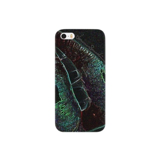 Green Rip Smartphone cases