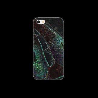 Akieem  ZawadiのGreen Rip Smartphone cases
