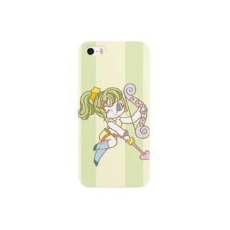 きゅーぴっどちゃん Smartphone cases