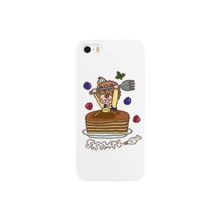 SKYMANと甘い時間 Smartphone cases